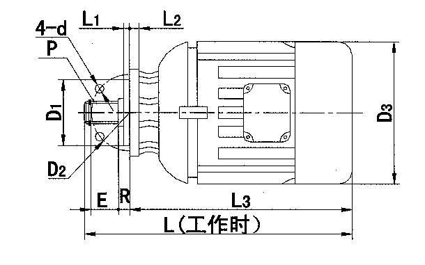 锥形混合器结构图